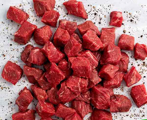 Beef Boneless Cubes