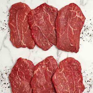 Beef Boneless Slices Pasanda