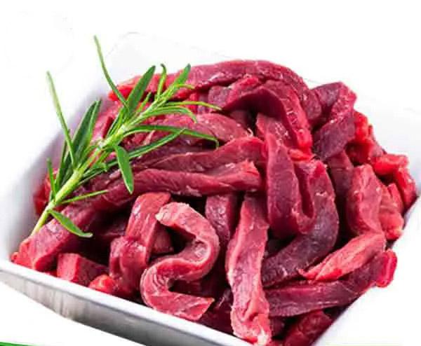 Boneless Beef Strips