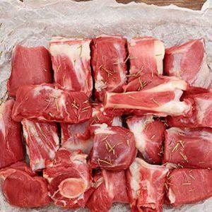 Mix Mutton Cuts with Bone
