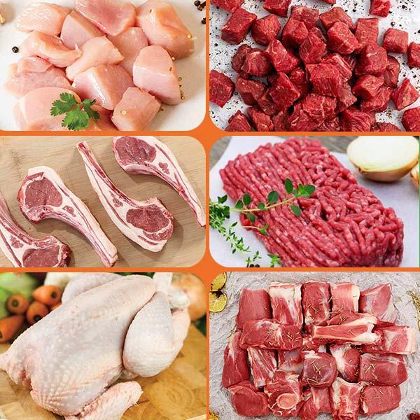 Mix Meat Box